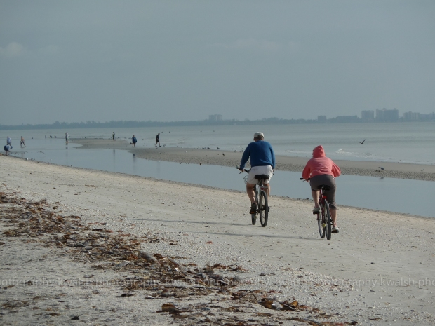 Beach Bikers ©kwalsh photography 2011