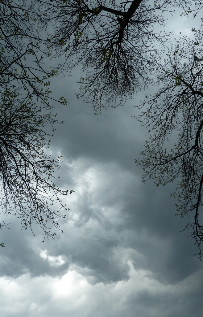 Storm clouds ©2015 kwalshphotography